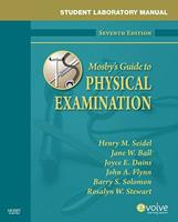 Student Laboratory Manual to accompany Mosby's Guide to Physical Examination, Sixth Edition 0323035736 Book Cover