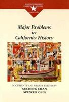 Major Problems in California History 0669275883 Book Cover