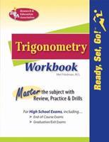 Trigonometry Workbook 0738604550 Book Cover