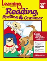 Learning Library Phonics, Reading & Spelling Grade 4 1562344838 Book Cover