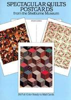 Spectacular Quilts Postcards From The Shelburne 0486256340 Book Cover