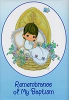Remembrance of My Baptism (Precious Moments (Regina)) 088271323X Book Cover