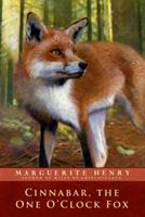 Cinnabar: The One O'Clock Fox 1481404016 Book Cover