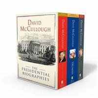 David McCullough: The Presidential Biographies: John Adams, Mornings on Horseback, and Truman 1501189026 Book Cover
