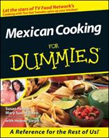 Mexican Cooking for Dummies 0764551698 Book Cover