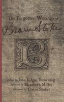 The Forgotten Writings of Bram Stoker 1349447021 Book Cover