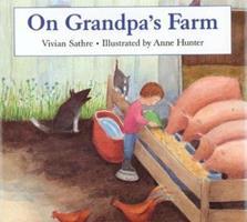 On Grandpa's Farm 0395765064 Book Cover
