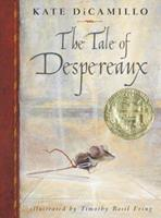 The Tale of Despereaux 0439692687 Book Cover
