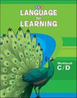 Language for Learning, Workbook C & D 0076094294 Book Cover