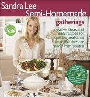 Semi-Homemade Gatherings 0696234378 Book Cover
