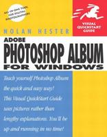 Adobe Photoshop Album for Windows: Visual QuickStart Guide 0321194020 Book Cover