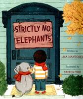 No se permiten elefantes (Strictly No Elephants) 1481416472 Book Cover