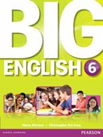 Big English 6 Student Book 0132985594 Book Cover