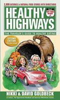 Healthy Highways: The Traveler's Guide to Healthy Eating 1886101132 Book Cover