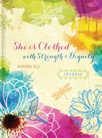 She is Clothed with Strength & Dignity 1633260089 Book Cover