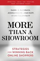 More Than a Showroom: Strategies for Winning Back Online Shoppers 1137551879 Book Cover