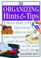 The ultimate book of organising hints and tips 078941998X Book Cover