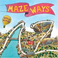 Mazeways: A to Z 1402737742 Book Cover