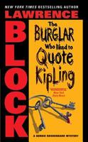 The Burglar Who Liked to Quote Kipling 0451180755 Book Cover