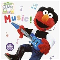 Elmo's World: Musica! (Sesame Street® Elmos World(TM)) 0375813373 Book Cover