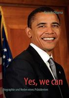 Yes We Can! Speeches of Barack Obama 3837075494 Book Cover