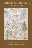 Esotericism, Religion, and Nature 1596500093 Book Cover
