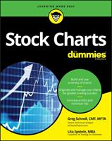 Stock Charts for Dummies 1119434394 Book Cover