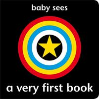 Baby Sees a Very First Book 1907604421 Book Cover