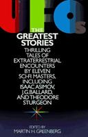 UFOs: The Greatest Stories 1567310869 Book Cover