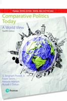 Comparative Politics Today: A World View 0131945688 Book Cover