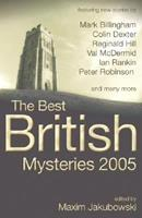The Best New British Mysteries 1567317634 Book Cover