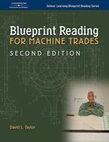 Machine Trades Blueprint Reading 0827319118 Book Cover