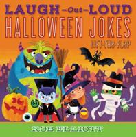 Laugh-Out-Loud Halloween Jokes: Lift-the-Flap 0062845357 Book Cover