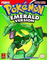 Pokemon Emerald (Prima Official Game Guide) 0761551077 Book Cover
