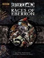Races of Eberron (Dungeons & Dragons Supplement) 0786936584 Book Cover