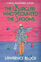The Burglar Who Counted the Spoons 0991068440 Book Cover