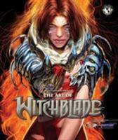 Art Of Witchblade Art Book 1582408572 Book Cover