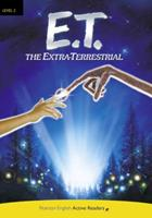ET: The Extra-Terrestrial (Penguin Active Reading, Level 2) 1408209500 Book Cover
