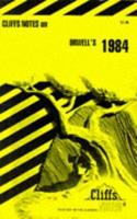 Orwell's 1984 (Cliffs Notes) 0822008998 Book Cover