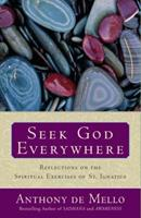 Seek God Everywhere: Reflections on the Spiritual Exercises of St. Ignatius 0385531761 Book Cover