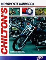 Motorcycle Handbook (Chilton Automotive Books) 0801990998 Book Cover