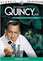 Quincy, M.E.: Seasons 1 & 2