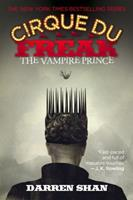 The Vampire Prince 0316607096 Book Cover
