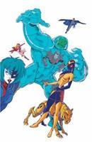 Tangent Comics: Volume 2 1401216382 Book Cover