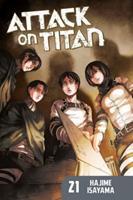 Attack on Titan, Vol. 21 1632363275 Book Cover