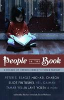 People of the Book: A Decade of Jewish Science Fiction & Fantasy 1607012383 Book Cover
