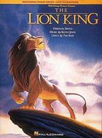 The Lion King 0793536456 Book Cover