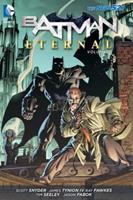 Batman: Eternal, Volume 2 1401252311 Book Cover
