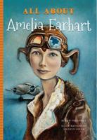 All about Amelia Earhart 1681570866 Book Cover