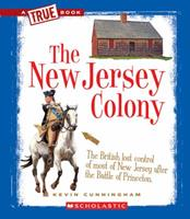 The New Jersey Colony 0531253937 Book Cover